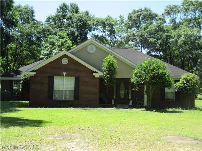 Mobile County Single Family Home For Sale: 8035 South Street