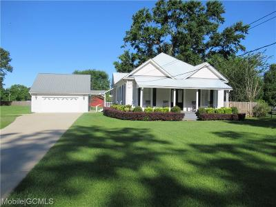 Mobile County Single Family Home For Sale: 19555 5th Street