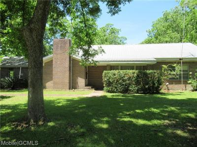 Wilmer Single Family Home For Sale: 3245 Driskell Loop Road N
