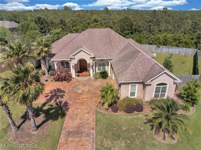 Mobile County Single Family Home For Sale: 5627 Riverwood Place E