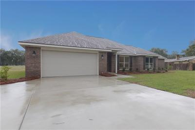 Jefferson County, Shelby County, Madison County, Baldwin County Single Family Home For Sale: 18835 Wilters Street