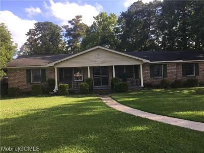 Mobile County Single Family Home For Sale: 400 Sage Avenue S