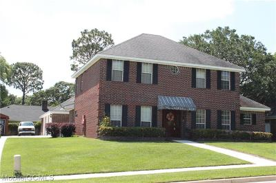 Single Family Home For Sale: 2930 Brant Drive
