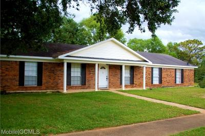 Mobile County Single Family Home For Sale: 5718 Long Meadow Road