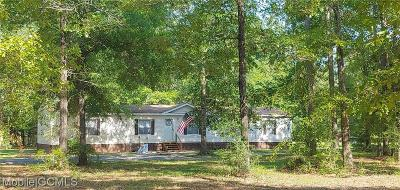 Wilmer Single Family Home For Sale: 2650 Baxter Road