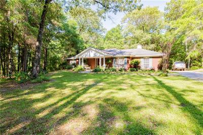 Wilmer Single Family Home For Sale: 8275 Abbey Road E
