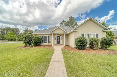 Single Family Home For Sale: 9112 Field Brook Circle N