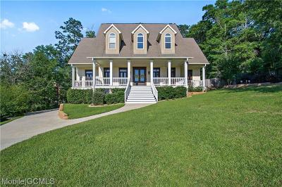 Mobile Single Family Home For Sale: 6604 Henson Court E