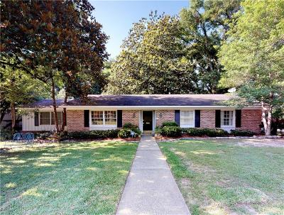 Mobile County Single Family Home For Sale: 4164 Carmel Drive N