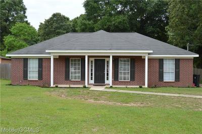 Wilmer Single Family Home For Sale: 5187 Top Flite Lane