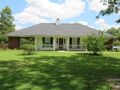Citronelle Single Family Home For Sale: 3800 Coy Smith Highway