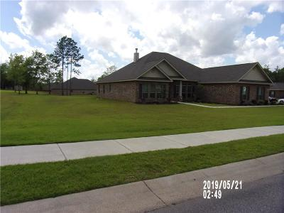 Semmes Single Family Home For Sale: 2521 Driftwood Loop E