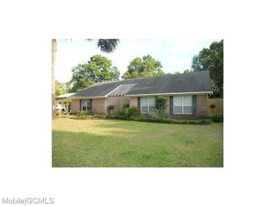 Satsuma Single Family Home For Sale: 57 Woodland Avenue