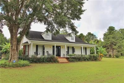Theodore Single Family Home For Sale: 7359 Helton Road