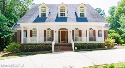 Baldwin County Single Family Home For Sale: 31267 Blakeley Ridge Court