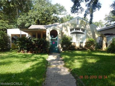 Single Family Home For Sale: 145 Florence Place