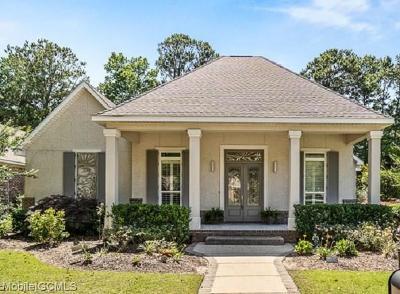 Baldwin County Single Family Home For Sale: 6541 Willowbridge Drive