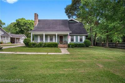 Semmes Single Family Home For Sale: 9226 Lake Woods Drive