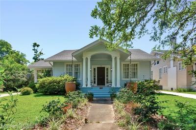 Mobile Single Family Home For Sale: 354 McDonald Avenue