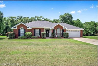 Grand Bay Single Family Home For Sale: 10510 Patrick Avenue