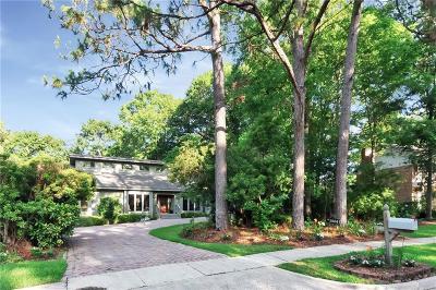 Mobile Single Family Home For Sale: 1604 Sugar Creek Drive W