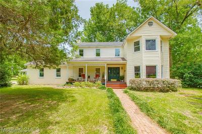 Baldwin County Single Family Home For Sale: 23100 Dixon Lane