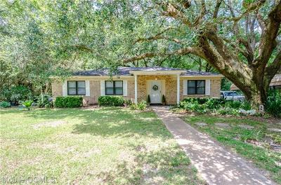 Theodore Single Family Home For Sale: 7088 Westfield Road