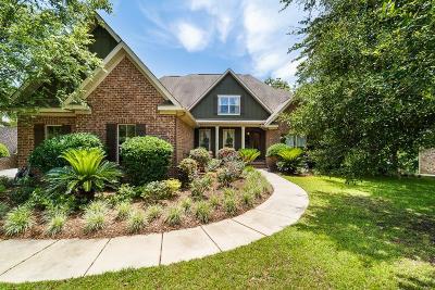 Baldwin County Single Family Home For Sale: 33012 Boardwalk Drive