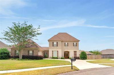 Mobile Single Family Home For Sale: 2894 Richmond Circle