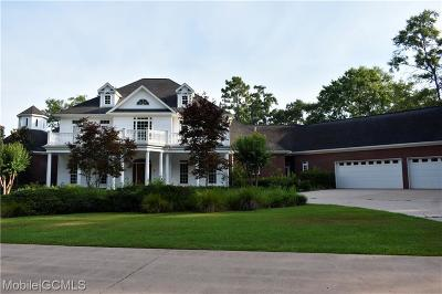 Semmes Single Family Home For Sale: 2801 Willedee Drive N