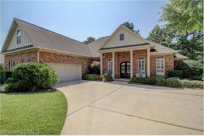 Baldwin County Single Family Home For Sale: 8162 Pine Run