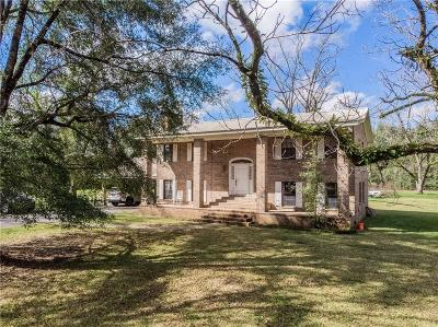 Mobile County Single Family Home For Sale: 9745 Highway 43