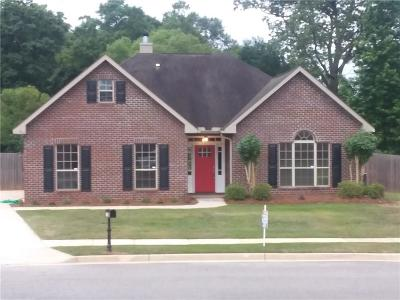 Semmes Single Family Home For Sale: 3527 Ronnie Byrd Lane N