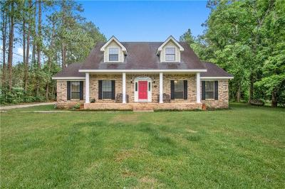 Semmes Single Family Home For Sale: 8635 Blackstone Drive