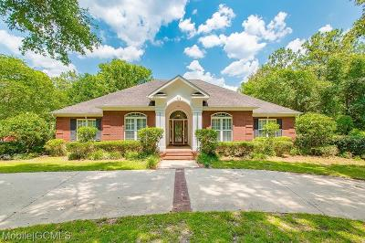 Baldwin County Single Family Home For Sale: 30355 Middle Creek Circle