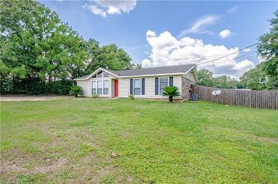 Semmes Single Family Home For Sale: 9880 Evergreen Court