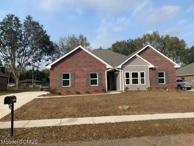 Grand Bay Single Family Home For Sale: 11544 Oak Alley Drive S