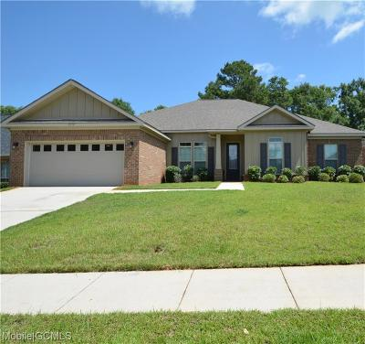 Mobile County Single Family Home For Sale: 8730 Woodberry Court