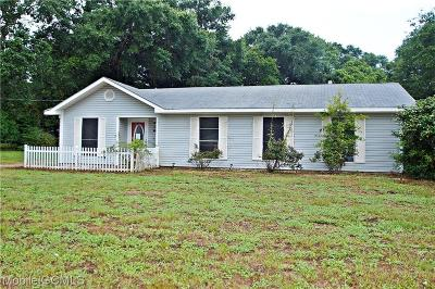 Semmes Single Family Home For Sale: 1785 Wagon Wheel Drive