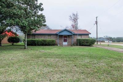 Irvington Single Family Home For Sale: 10295 Argyle Road