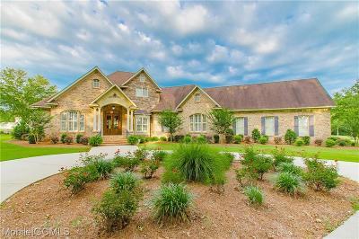 Grand Bay Single Family Home For Sale: 11075 Straub Road #B