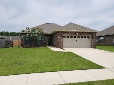 Theodore Single Family Home For Sale: 8240 Savage Loop