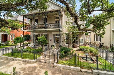 Mobile County Single Family Home For Sale: 907 Government Street