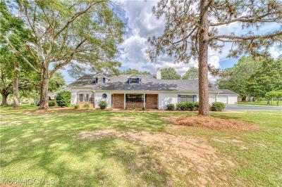 Theodore Single Family Home For Sale: 5655 Brandi Court