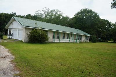 Grand Bay Single Family Home For Sale: 10961 Highway 188