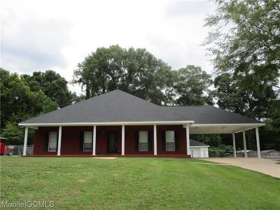 Semmes Single Family Home For Sale: 8225 Blue Ridge Place