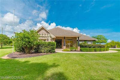 Baldwin County Single Family Home For Sale: 14770 County Road 3