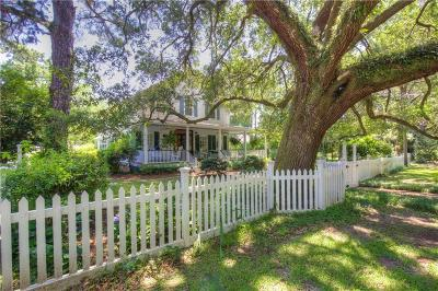 Baldwin County Single Family Home For Sale: 23690 2nd Street