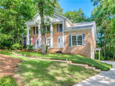 Mobile Single Family Home For Sale: 300 Fern Hill Court