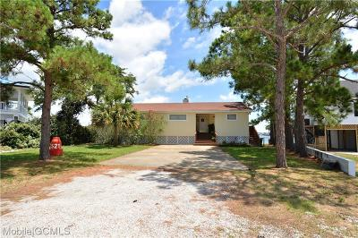 Mobile County Single Family Home For Sale: 521 Forney Johnston Drive
